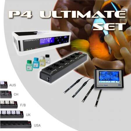 ProfiLux 4 Ultimate-Set wit