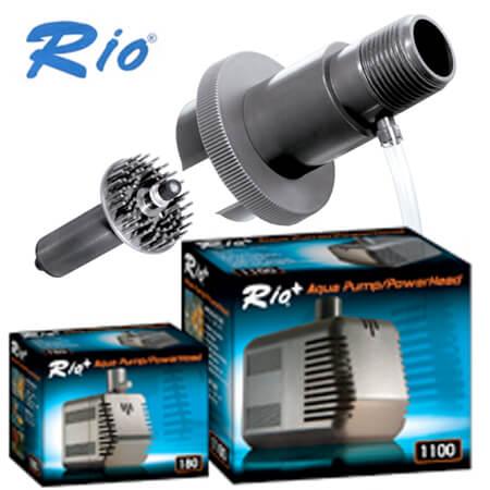 RIO afschuimerpompen 1700