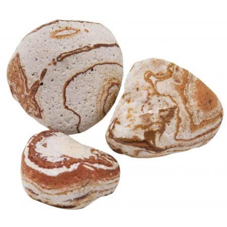 Rainbow pebbles - regenboog stenen (3Kg.)