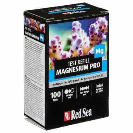 Red Sea Magnesium Pro - reagentia navulling Kit