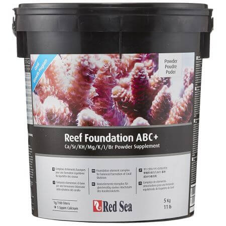 Red Sea Foundation Skeletal Elements Complete ABC+ - 1kg