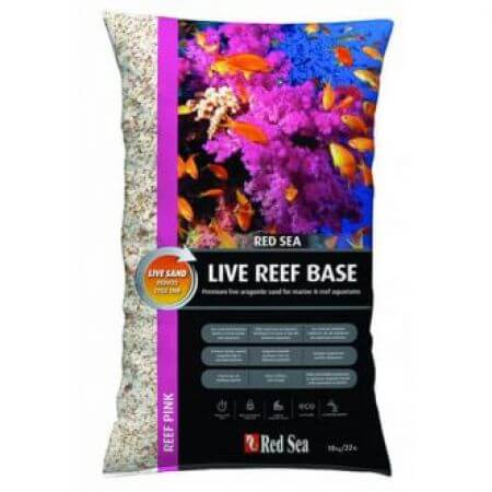 Red Sea Live Reef Pink 10kg. 0,5-1,5mm