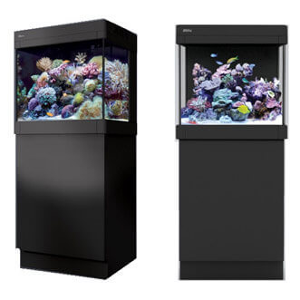 Red Sea Max 130C zwart aquarium + meubel