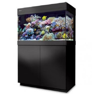 Red Sea Max 250C zwart aquarium + meubel