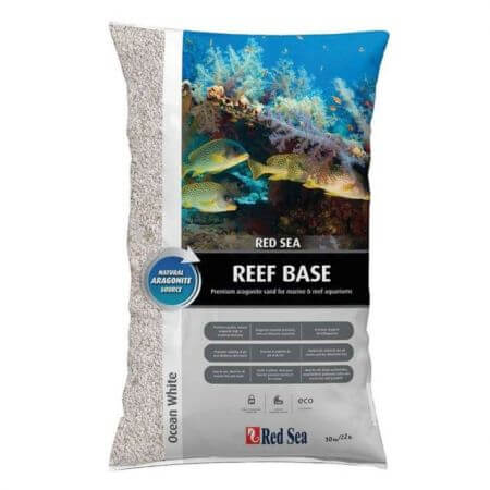 Red Sea sand Reef Base - Ocean White