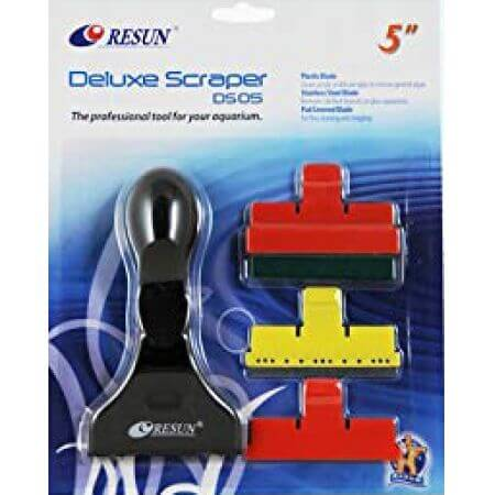 Resun Deluxe Scraper Aquarium Cleaner DS5