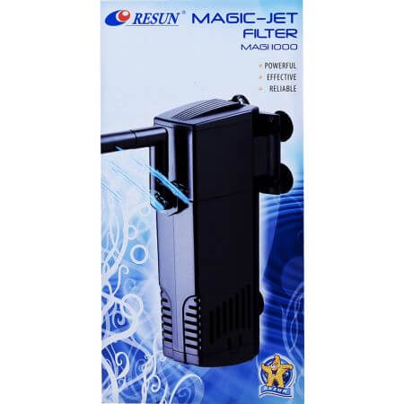 Resun Magic-Jet binnenfilter 1000l/h