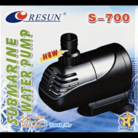 Resun water pump S-700l / h - 0.9m - 10Watt