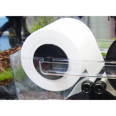 Rollermat Filterpapier Aqua