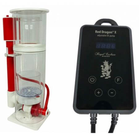 Royal Exclusive Mini Bubble King 160 with Red Dragon X DC 12V