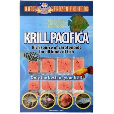 Ruto Krill pacifica Blister a 100gr.