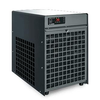 Teco koeler + verwarming voor tropisch aquarium tot 3000 ltr.