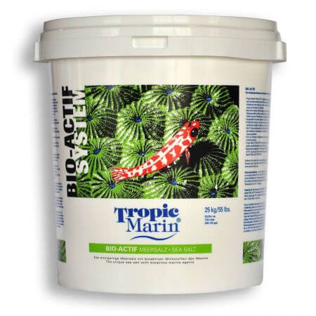 Tropic Marin Bio-Actif zee zout - emmer a 10 kg. (300 ltr.)