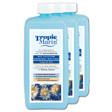 Tropic Marin Bio-Calcium liquid set (3 x 1000ml.)