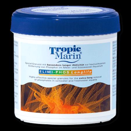 Tropic Marin Elimi-Phos longlife 400gr. voor zee- en zoetwater.