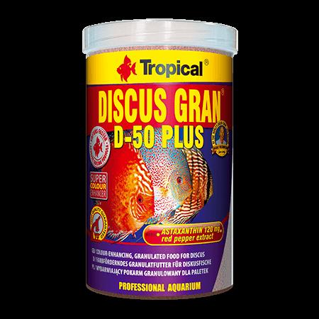 Tropical Discus granulaat + D-50 plus granulaat