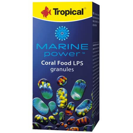 Tropical Marine Power Coral Food - LPS Granules