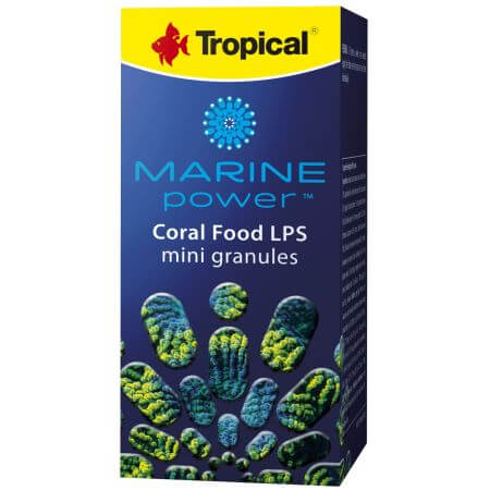 Tropical Marine Power Coral Food - LPS Mini Granules