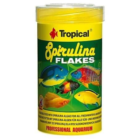 Tropical Spirulina - 100ml.