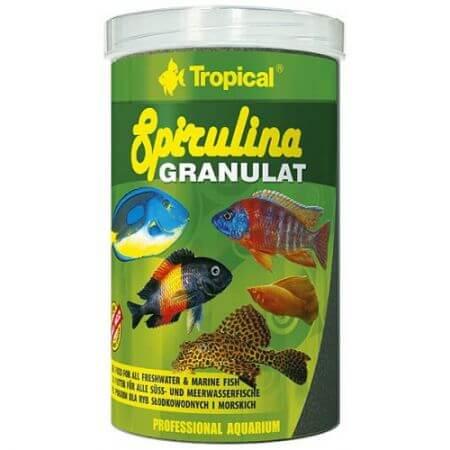Tropical Spirulina Granulaat
