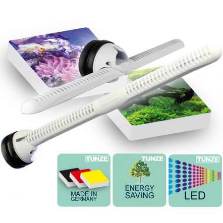 Tunze Full Spectrum LED voor kleine aquaria (waterdicht)