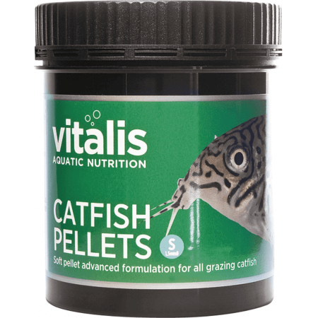 Vitalis Catfish Pellets 1.0 mm 1,8 kg