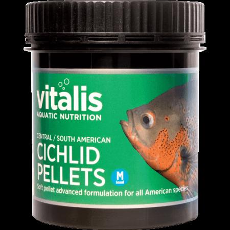 Vitalis Central/Sth American Cichlid Pellets 1.0 mm