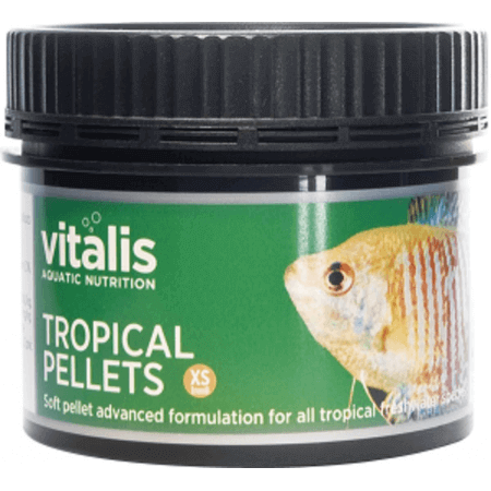 Vitalis Tropical Pellets 1.0 mm 120 g