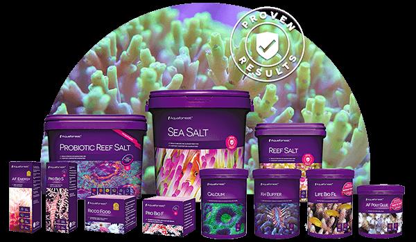 AquaForest producten in de aanbieding