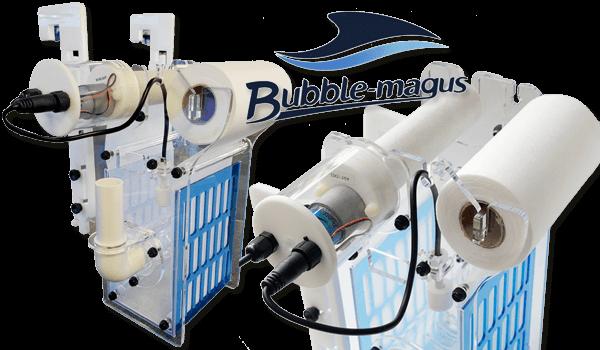 NIEUW |  Bubble Magus Automatische Rol Filter