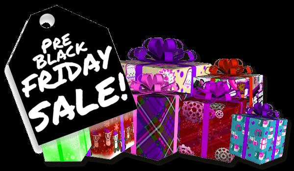 Ocean Store Pre-black friday sale!